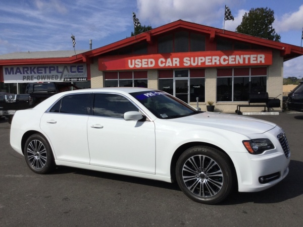 used chrysler 300 for sale in shreveport la u s news world report. Black Bedroom Furniture Sets. Home Design Ideas