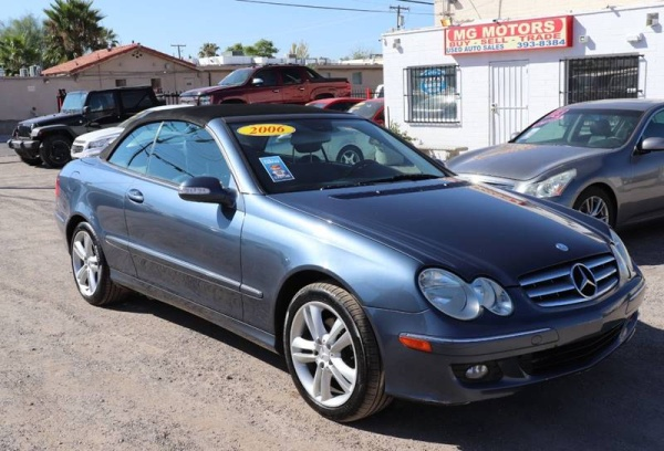 2006 Mercedes-Benz CLK in Tucson, AZ