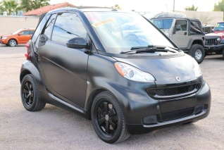 2017 Smart Fortwo Pion Cabriolet For In Tucson Az