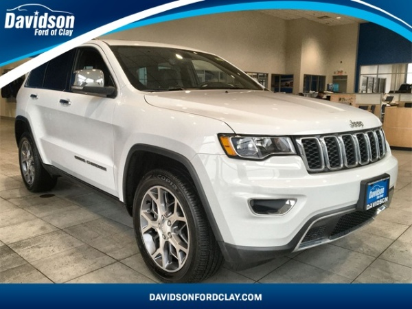 2020 Jeep Grand Cherokee in Liverpool, NY