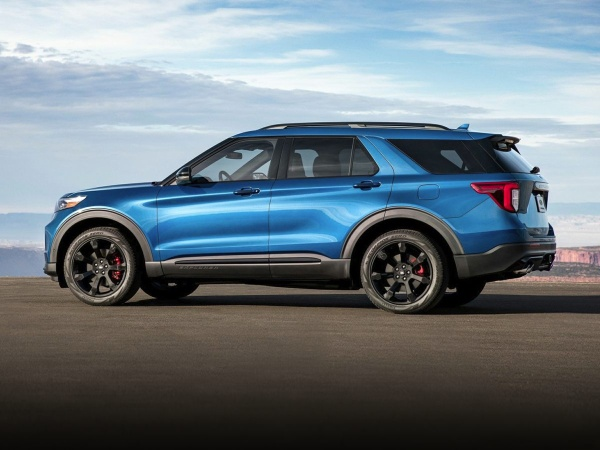 2020 Ford Explorer in Liverpool, NY