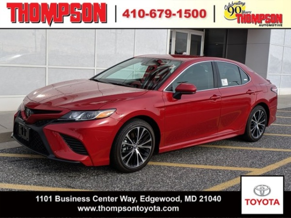 2020 Toyota Camry in Edgewood, MD