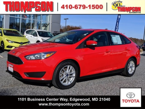 2016 Ford Focus in Edgewood, MD