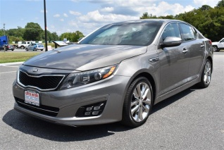 Used 2014 Kia Optima SXL Turbo For Sale In Fredericksburg, VA