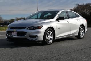 2017 Chevrolet Malibu Ls With 1ls For In Fredericksburg Va