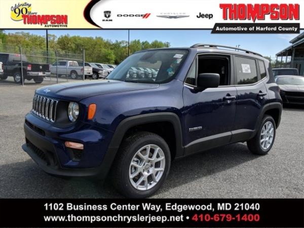 2019 Jeep Renegade in Edgewood, MD