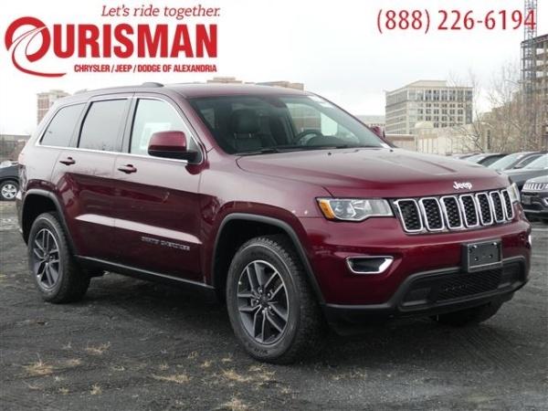 2019 Jeep Grand Cherokee Laredo E 4wd For Sale In Alexandria Va