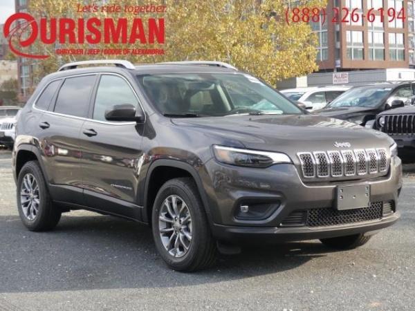 2020 Jeep Cherokee in Alexandria, VA