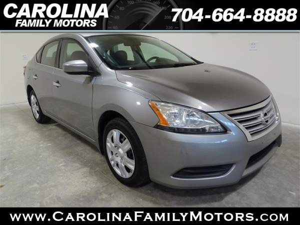2014 Nissan Sentra in Mooresville, NC