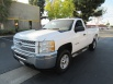 2012 Chevrolet Silverado 2500HD WT Regular Cab Long Box 4WD for Sale in Orange, CA