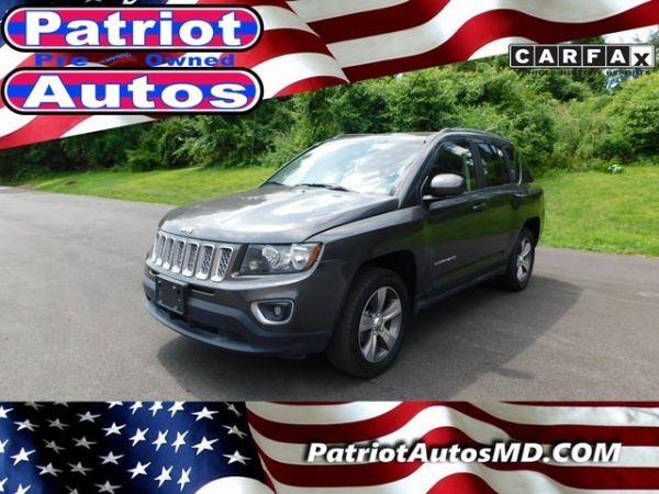 2016 Jeep Compass in Baltimore, MD