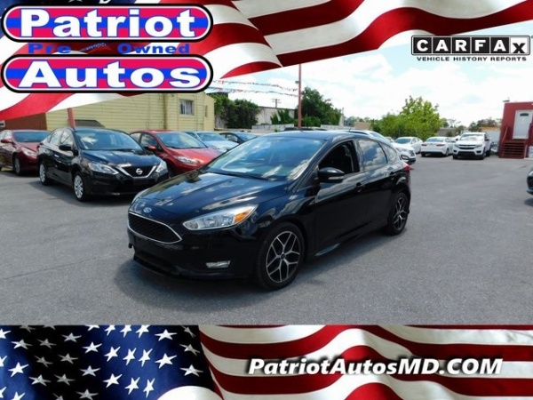 2016 Ford Focus in Baltimore, MD