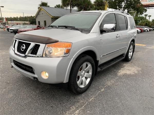 2013 Nissan Armada in Orlando, FL
