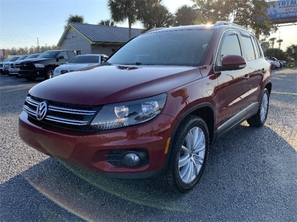 2012 Volkswagen Tiguan in Orlando, FL