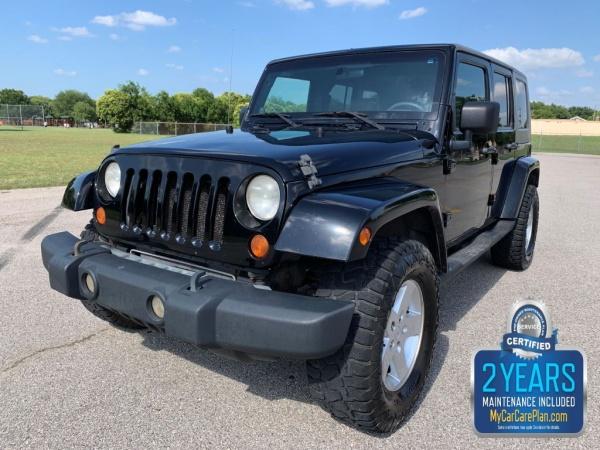 2007 Jeep Wrangler in Plano, TX