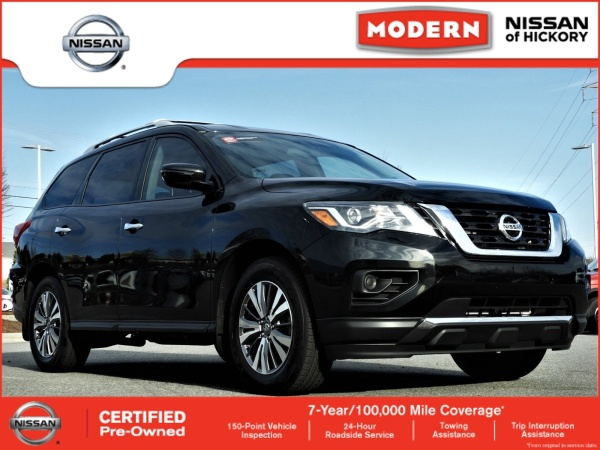 2018 Nissan Pathfinder in Hickory, NC