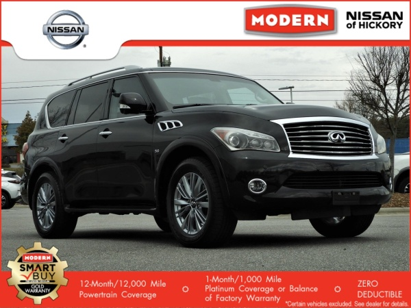 2014 INFINITI QX80 in Hickory, NC