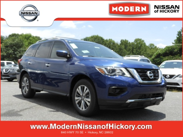2019 Nissan Pathfinder in Hickory, NC