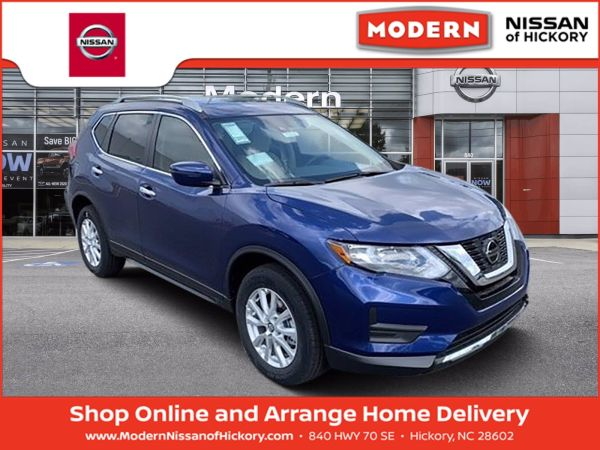 2020 Nissan Rogue in Hickory, NC