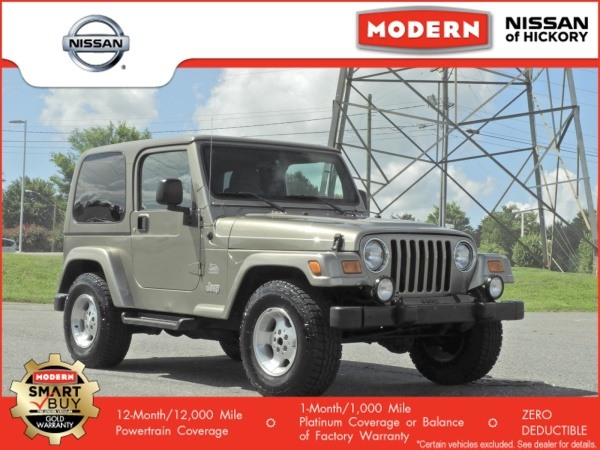 used jeep wrangler for sale in charlotte nc u s news world report. Black Bedroom Furniture Sets. Home Design Ideas