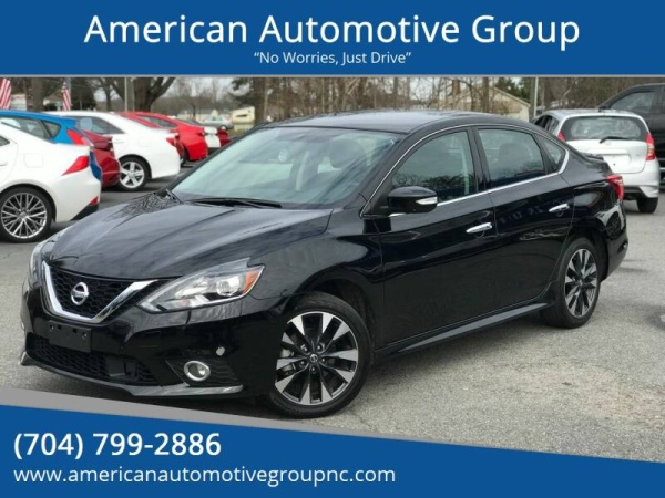 2019 Nissan Sentra in Mooresville, NC
