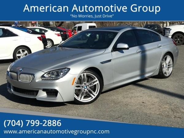 2015 BMW 6 Series in Mooresville, NC