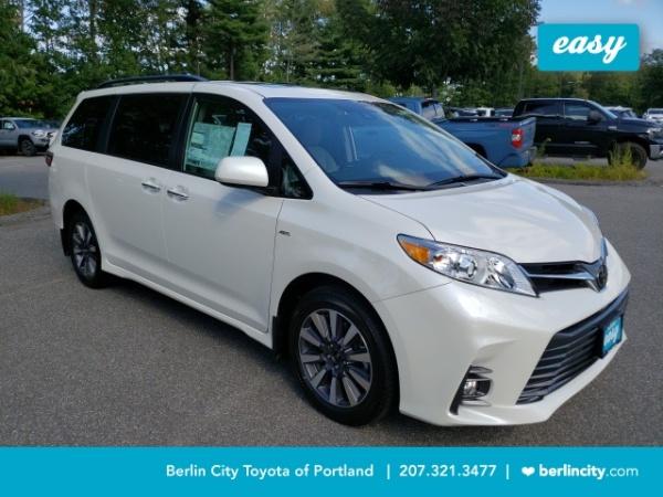 2020 Toyota Sienna in Portland, ME
