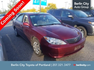 Used 2005 Toyota Camry LE I4 Automatic For Sale In Portland, ME
