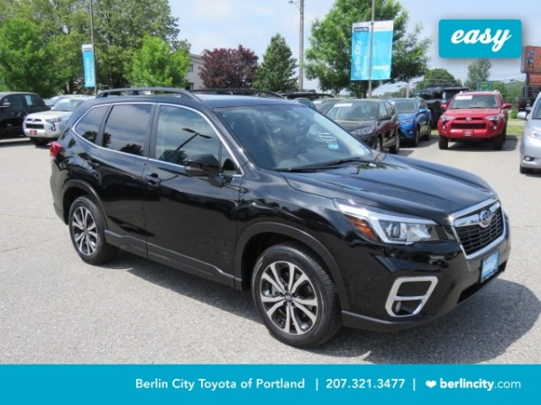 2019 Subaru Forester Limited