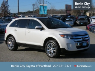 Ford Edge Sel Fwd For Sale In Portland Me
