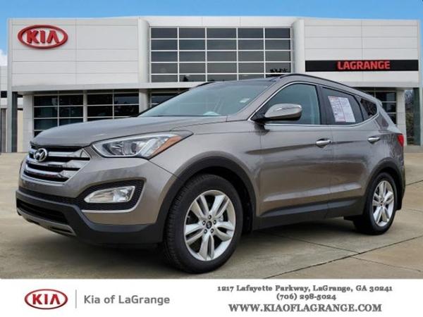 2016 Hyundai Santa Fe Sport in LaGrange, GA
