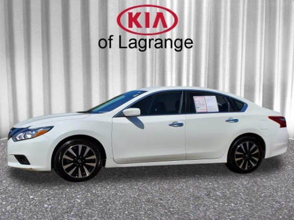 2018 Nissan Altima in LaGrange, GA