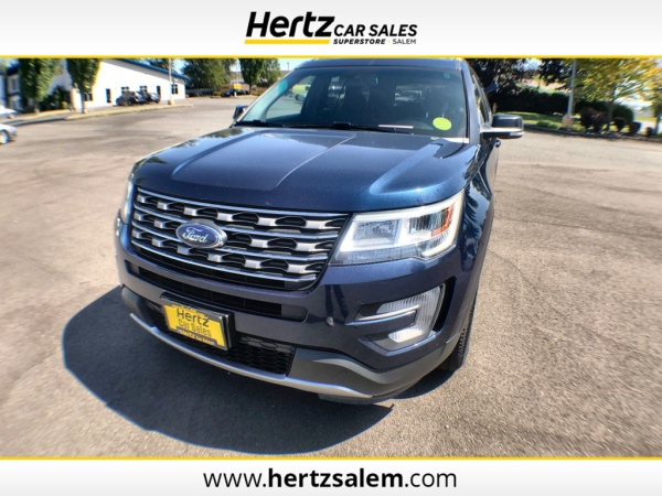 2017 Ford Explorer in Salem, OR
