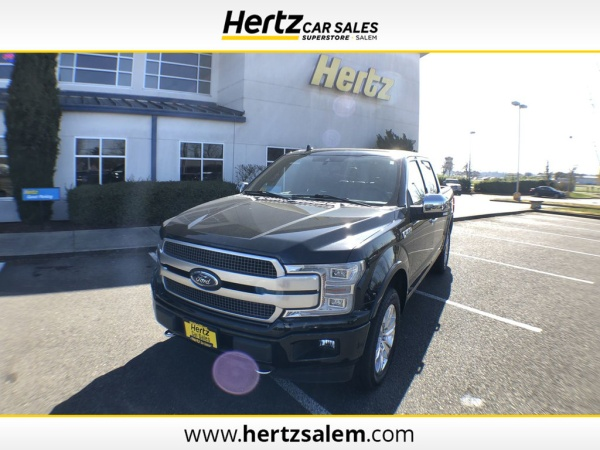 2018 Ford F-150 in Salem, OR