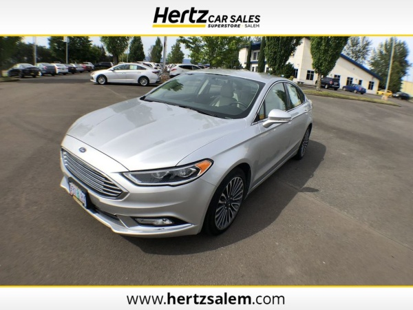 2018 Ford Fusion in Salem, OR