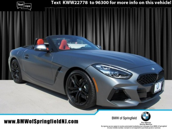 2019 BMW Z4 sDrive 30i