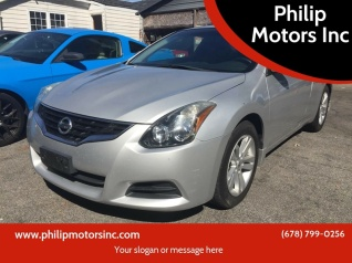 nissan altima coupe manual