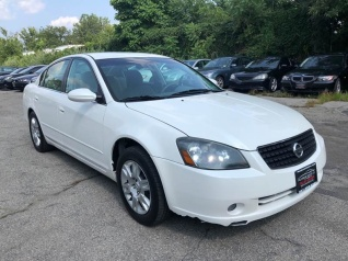 Used 2006 Nissan Altima 2.5 S Auto For Sale In Hasbrouck Heights, NJ