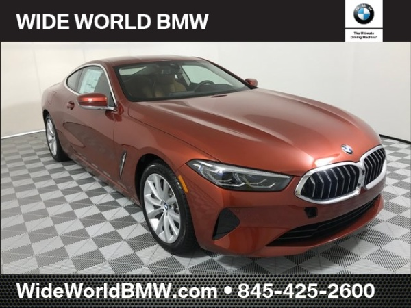 2020 BMW 8 Series 840i xDrive
