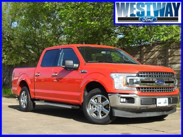 2019 Ford F-150 in Irving, TX