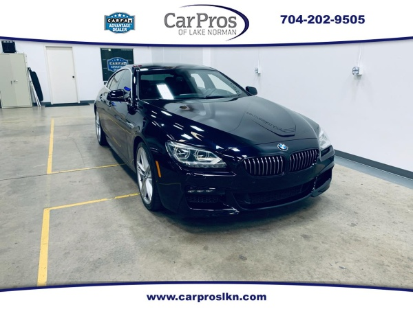 2013 BMW 6 Series in Mooresville, NC