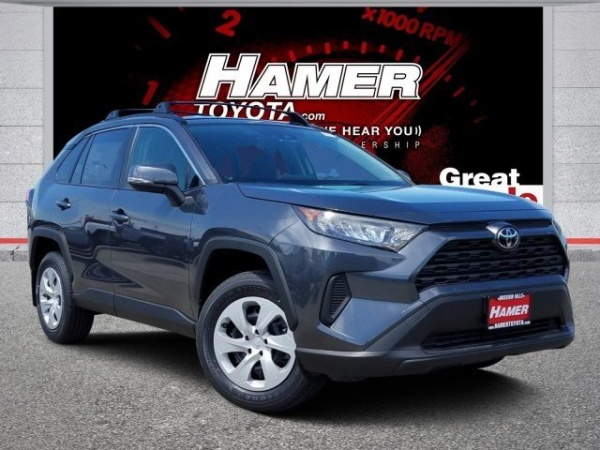 2019 Toyota RAV4 in Mission Hills, CA