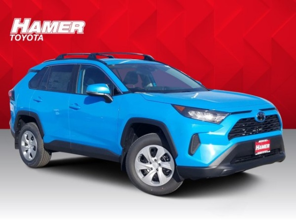 2020 Toyota RAV4 in Mission Hills, CA