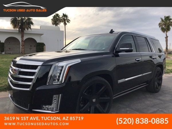 2015 Cadillac Escalade in Tucson, AZ