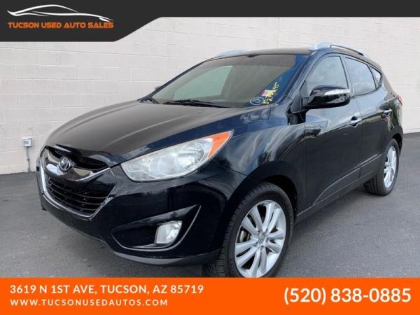 2010 Hyundai Tucson in Tucson, AZ