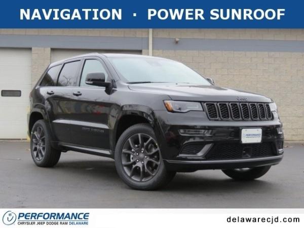 2020 Jeep Grand Cherokee in Delaware, OH