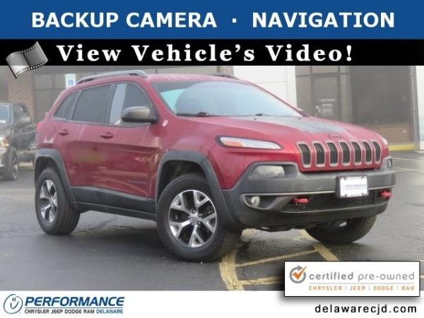 2014 Jeep Cherokee in Delaware, OH