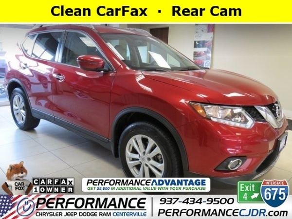 2016 Nissan Rogue in Centerville, OH