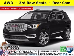 Used Gmc Acadias For Sale In Dayton Oh Truecar