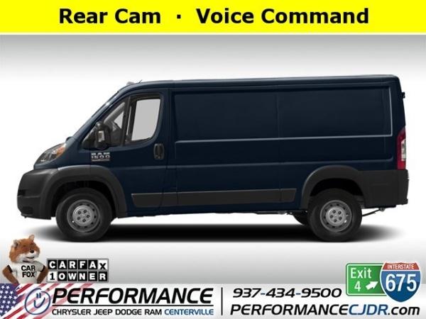 2014 Ram Ram ProMaster Cargo 1500 118 WB